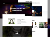 Lush | Music Product Page