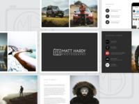 Matt Hardy Photography Deck