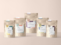 Shileo branding & packaging