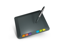 Digital Painter Icon