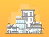 Illustration for app