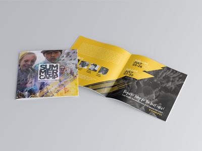 Custom Summer Camp Brochure