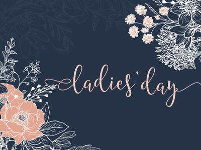 Ladies' Day Sermon Art