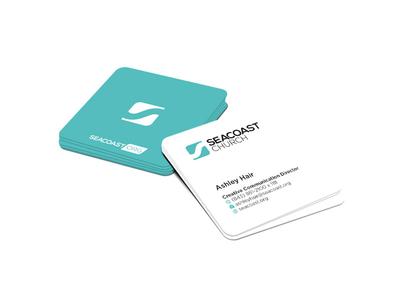 Seacoast Church Business Cards