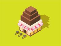 Cakeshop Minimal