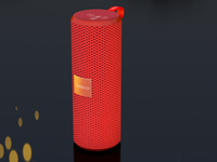 Bluetooth Speaker 3D Design