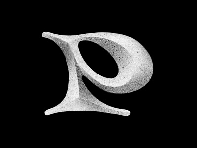 Letter P 36daysoftype07 36daysoftype 36days-p handlettering type customtype calligraphy typography logotype logo typemate lettering