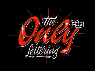 Only Lettering only sketch calligraphy customtype handlettering lettering logotype logo typemate