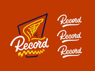 Record sketch