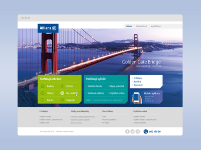 Allianz Homepage