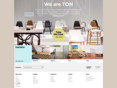TON Homepage