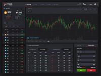 Crypto Exchange design