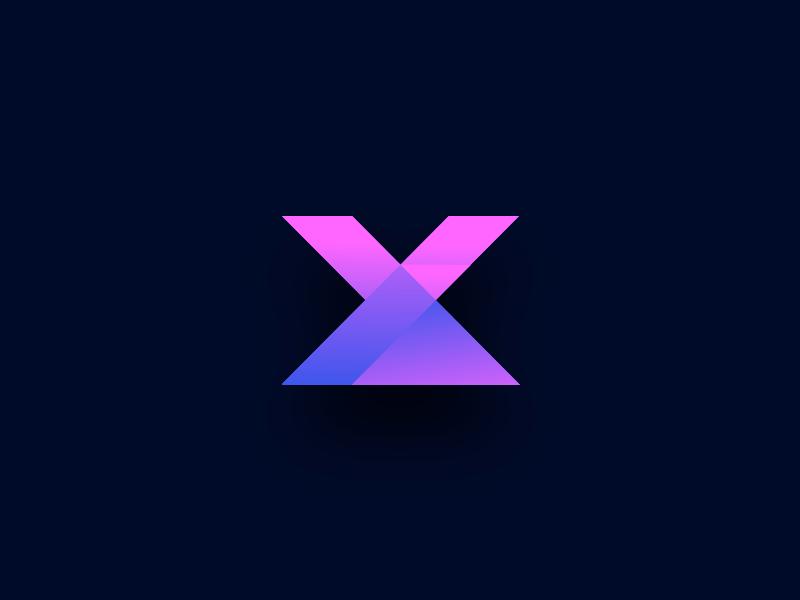 Xeory startup logo crypto saas tech startup xeroy
