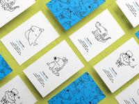 Business Cards - Cartoon Illustrator