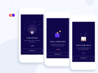 Crypto Wallet Onboarding
