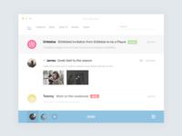 Mail Machine - Concept mail client
