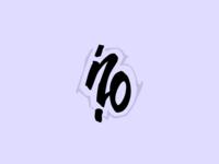 """No"" Logo"