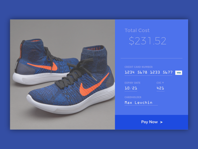 Checkout Screen dailyui sketch payments