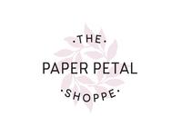 Branding: The Paper Petal Shoppe