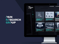 Pain Research Group / Identity