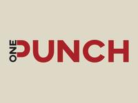 Onepunch - Logo
