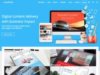 Aquafadas - Website