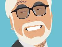 Miyazaki - Illustration