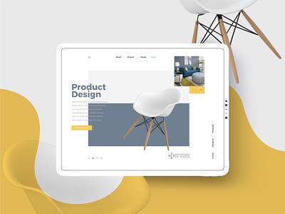 DM Design Website uiux ux design ui design layout exploration 3d art product design design studio website design logo design brand identity abstract ux app ui graphic art design