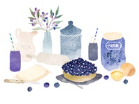 | Blueberry |