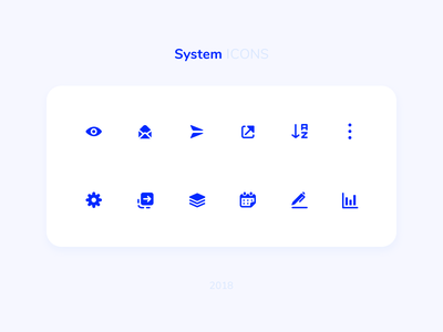 [1] Solid icons set System solid color icon style icons pack icons set icons solid