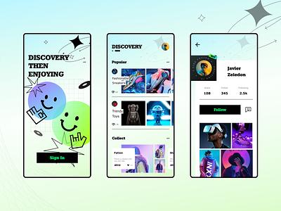 daily UI 4 design app ui