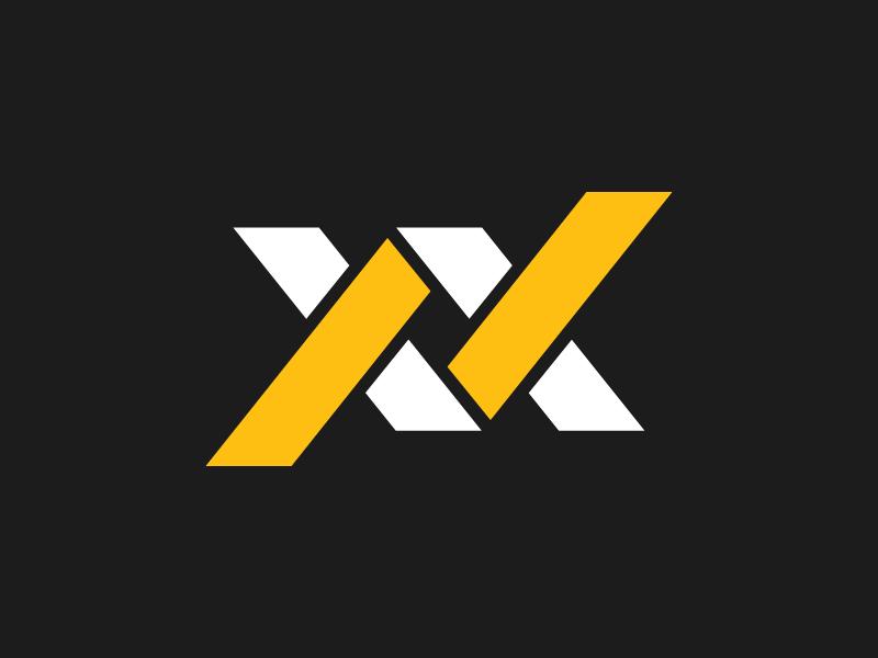 Xx Logo by Sara Torda on Dribbble