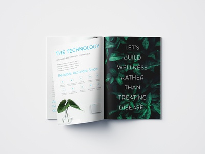 Product booklet