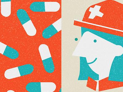 Paramedic professional paramedic medical jobs graphicdesign texture illustration