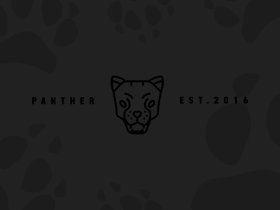 Panther dark mode stealth 2016 panther