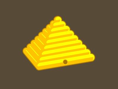 The Beehive State mlm scheme beehive pyramid utah vector illustration illustrator