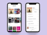 005 - Podcast app