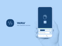 WAV - Sign Language Assistant [Product Concept]