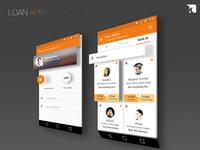 Mobile App for Loan