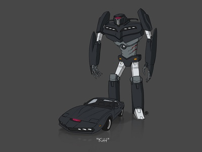 If They Could Transform - Kitt
