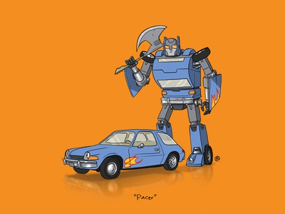 If They Could Transform - Pacer