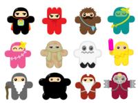 Ninjatown Ninjas!