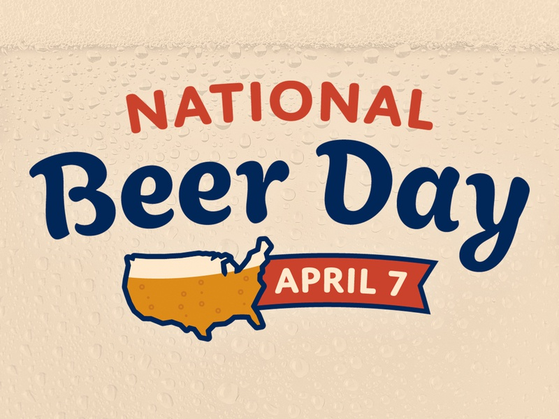National Beer Day logo