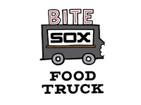Bite Sox Food Truck logo