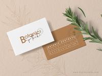 Botanic Apotheka - Business Card