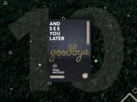 goodbye green grass keep moving goodbye poster