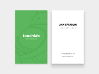 touchlab Business Cards