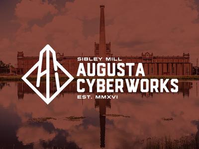 Augusta Cyberworks Banner Logo