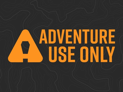 Adventure Use Only