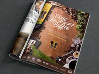 Coffee Print Ad